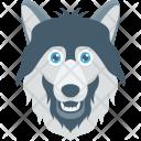 Fox Wolf Omnivore Icon