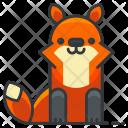 Fox Animal Icon