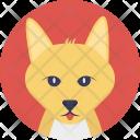 Creature Carnivorous Mammal Icon