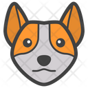 Fox Face Fox Emoji Icon