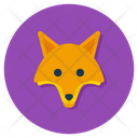 Fox Animal Creature Icon
