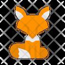 Fox Animal Zoo Icon