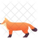 Fox Dog Animal Icon