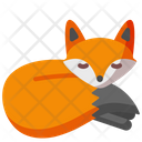 Animals Fox Wild Life Icon