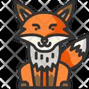 Fox Avatar User Icon