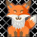 Fox Wolf Zoo Icon