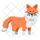 Animal Cute Fox Icon