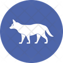 Fox Fauna Fox Fur Icon