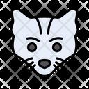 Fox Zoo Face Icon