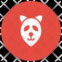 Fox Mammal Zoo Icon