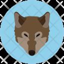 Fox Jungle Mammal Icon
