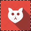 Fox Zoo Mammal Icon