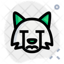 Fox Crying Animal Wildlife Icon
