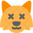 Fox Death Eyes Icon