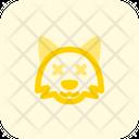 Fox Death Eyes Icon
