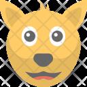 Fox Emoji Icon