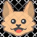 Fox Face Icon