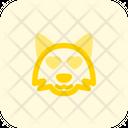 Fox Heart Eyes Icon