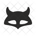 Fox mask Icon