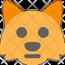 Fox Neutral Icon
