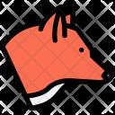 Fox Pet Animal Icon