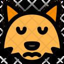 Fox Sad Icon