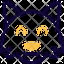 Fox Smile Animal Wildlife Icon