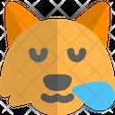 Fox Snoring Icon