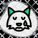 Fox Tear Icon