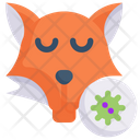 Fox Virus Icon
