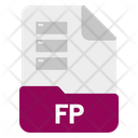Fp file Icon