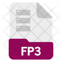 Fp3 file Icon
