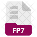 Fp7 file Icon