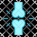 Femur Fracture Aid Icon