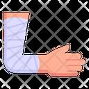 Injury Broken Arm Injured Arm Icon