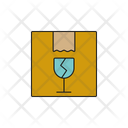 Fragile Parcel Icon