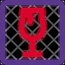 Fragile Icon