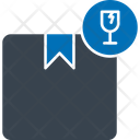 Fragile Caution Delivery Icon