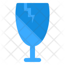 Fragile Glass Icon
