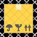 Fragile box Icon