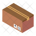 Fragile Parcel Fragile Cargo Breakable Parcel Icon