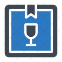 Delivery Fragile Box Icon