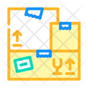 Fragile Package Icon