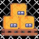 Fragile Parcels Icon