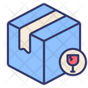 Fragile product Icon