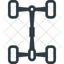 Frame Chassis Car Icon