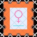 Frame Image Layout Icon