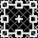 Frame Select Shape Icon