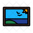 Frame Nature Picture Icon