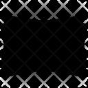 Frame Curves Icon